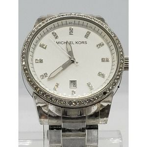 Michael Kors Clear Ladies Mk5369 Watch